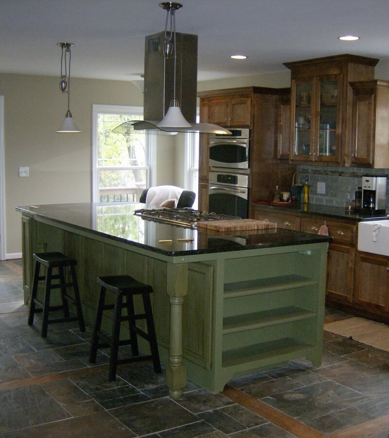 Bespoke designers and installation services fitted kitchen design nottingham for Bespoke kitchen design nottingham