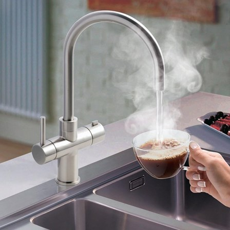 Do I need an Instant Boiling Water Tap - Fitted Kitchen