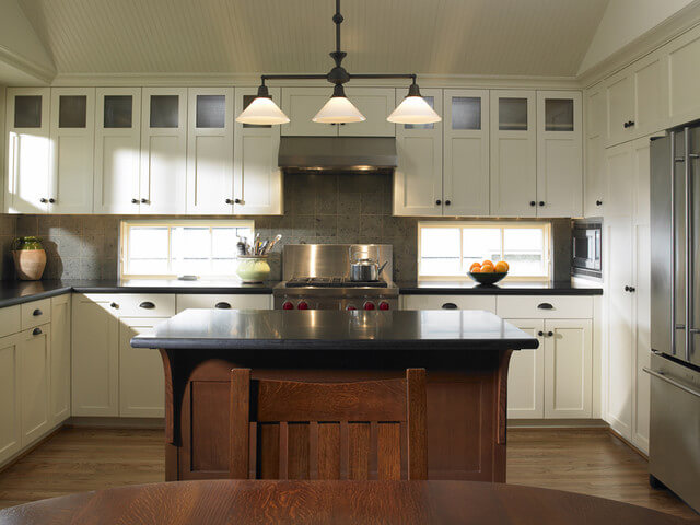 Should Kitchen Cabinets Go To The Ceiling Fitted Kitchen Design Nottingham