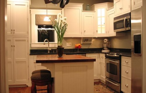 Awesome-Small-Kitchen-With-Island-Designs
